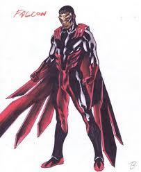 Alex Rosss Design For The Post Secret Empire Marvel Legacy Falcon