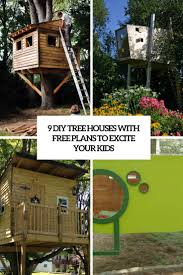 9 DIY Tree Houses With Free Plans To Excite Your Kids - Shelterness Our Work Tree Houses By Dave Modern Treehouse Designed As A Weekender In The Backyard For 9 Completely Free House Plans Funky Video Hgtv Cool Designs We Wish Had In Our Photos Steal This Look A Fort Gardenista Child Within Max Backyard Treehouse Scene Tree Incredible Treehouses You As Kid The Design Dome 25 Ideas Youtube