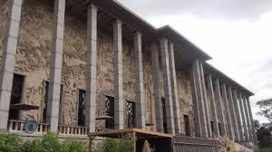 musee de la porte doree façade palais porte dorée bois de vincennes picture of