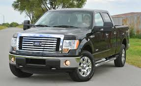2011 Ford F-150 EcoBoost Rated At 16 MPG City, 22 Highway | | News ...
