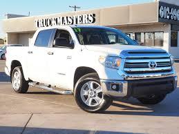 100 Trucks Only Mesa Az Used 2017 Toyota Tundra Crew MAX For Sale In Phoenix AZ