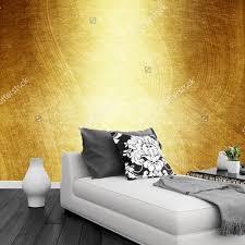 benutzerdefinierte luxus gold tapete gold poliertem metall 3d wandbild für wohnzimmer schlafzimmer ktv hintergrund wasserdichte tapete