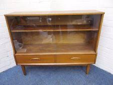 vintage display cabinets ebay