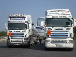 100 Scania Trucks Two McNamara Logistics At Mother Hubbards Flickr