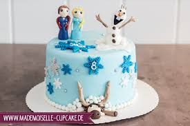 disneys die eiskönigin mademoiselle cupcake