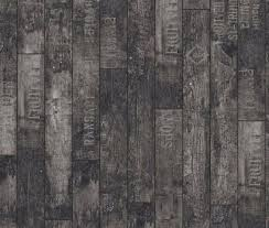Wine And Fruits Black Laminate Flooring Unique Industrial Rustic Style For Your Home