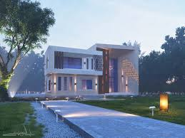 100 Modern Villa Design Abu Dhabi On Behance