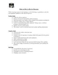 Cv Profile Examples Free Professional Resume Summary Statement Writing Sample
