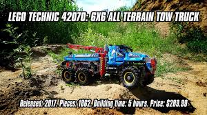LEGO Technic 42070: 6x6 All Terrain Tow Truck In-depth Review ... Lego Technic Customised Pick Up Truck Best Resource Lego 42070 6x6 All Terrain Tow Release Au Flickr Mod Mods And Improvements Roadwork Cstruction Crew Vehicle Building Set Lego 610 Martin Waterson 8067 Mini Mobile Crane From Conradcom Infeoz Custombricksde Model Custombricks Moc Instruction Unboxing Stop Motion Compare Prices On Set 82851 Sets