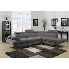 revetement canap d angle canapé d angle design rubic en tissu gris achat vente canapé