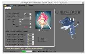 v2][TEAM XPG ] Child of Light Save Editor [NEW] Xbox 360 Mod Tool