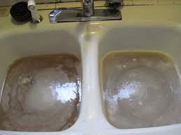 sinks unclog kitchen sink standing water how to unclog a kitchen