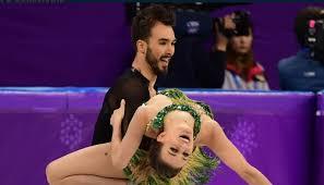 WINTER OLYMPICS FRANCES GABRIELLA PAPADAKIS WARDROBE MALFUNCTION