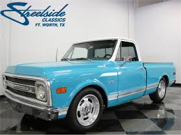 1969 Chevrolet C10 For Sale | ClassicCars.com | CC-1020006 1969 Chevrolet C10 K10 4x4 Stepside Shortbox Post Your 1960 1966 Gmc Chopped Top Pickups The 1947 1971 Chevy Short Box Cheyenne 6772 Pickup Gmc 1972 Inventory My Classic Garage Rtech Fabrications Custom Truck Fabricator Hayden Id 69 Blown Rat Rod Truck Dads Creations And Airbrush Bed For Sale 4438 Dyler Blazer K5 Is Vintage You Need To Buy Right Loud And Long Silverado For In San Jose Ca Khosh Autotrends