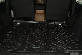 Quadratec Vs Rugged Ridge Floor Liners by Is There A Cargo Liner For Jk With The Rear Seat Removed Jeep
