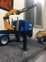 100 Homemade Rc Truck RC Knuckle Boom Crane Bangkok Hobbies