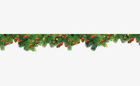 Christmas Tree Branches Clipart PNG Image And