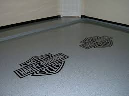 harley davidson ideas harley davidson garage flooring options
