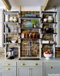 Kitchen Tile Backsplash Ideas With Dark Cabinets by Kitchen 50 Best Kitchen Backsplash Ideas Tile Designs For Pictures