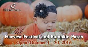 Santa Clarita Pumpkin Patch Festival by Things To Do In Santa Clarita U2013 September 28 2016