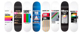 Blank Skateboard Decks 80 by 5boro Vhs Deck Series 2014 Nyskateboarding Com