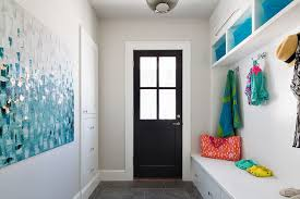 mud room with pendant light by paquin zillow digs zillow
