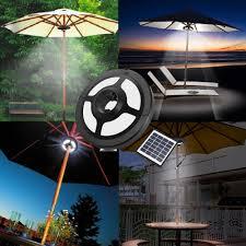 Solar Powered Patio Umbrella Led Lights by Online Get Cheap Outdoor Garden Umbrellas Aliexpress Com