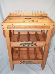 Fly Tying Table Woodworking Plans by 98 Best Fly Tying Furniture Rooms Images On Pinterest Fishing