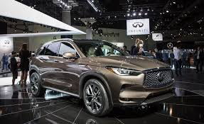 2019 Infiniti QX50: All-New Compact Luxury Crossover Boasts Radical ... 2017 Finiti Qx80 Review Ratings Edmunds Used Fond Du Lac Wi Infiniti Truck 50 Best Fx37 For Sale Savings From Luxury Cars Crossovers And Suvs Warren Henry Miami Fl Sales Service Parts 2019 Qx60 Reviews Price Photos Specs Dealer In Suitland Md Of Limited Exterior Interior Walkaround Tampa New Dealership Orlando Fresno A Vehicle Larte Design 2016 Missuro White 14 Rides