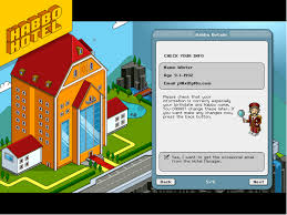 Habbo Hotel Review