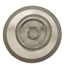 danco mesh kitchen sink strainer in stainless steel value pack