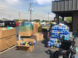 100 Ralph Smith Trucking Woods Cross Company Overwhelmed With Donations For Houston