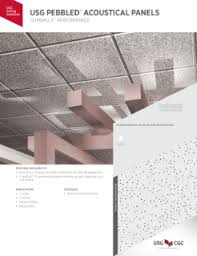 Usg Ceiling Grid Data Sheet by Bpm Select The Premier Building Product Search Engine Ceilings