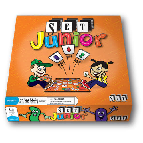 Set Enterprises Set Junior