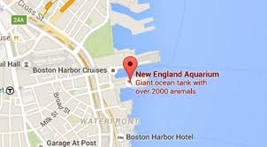 Parking New England Aquarium