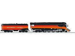 Lionel 6 O Southern Pacific Lines GS 4 Steam Loco 4449 BTO