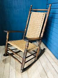 Fabulous Large Oak Early 19th Century Rocking Chair In Lovely Condition |  In Burscough, Lancashire | Gumtree