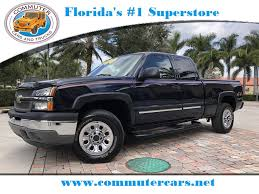 100 2005 Chevy Truck For Sale Used Silverado 1500 LS 4X4 Ft Pierce FL
