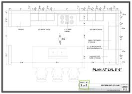 Narrow Galley Kitchen Floor Plans Layout Design Interior Large Size Contemporary Designs Awesome Ki