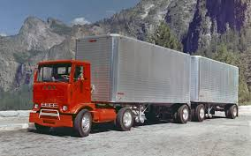 Old Gmc Cabover Trucks