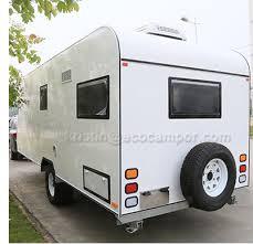 Oem Off Road High Quality Travel Trailer Caravan For Sale