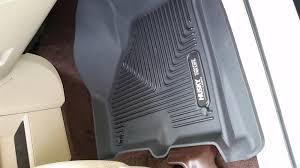 Weathertech Vs Husky Liners Floor Mats by Husky Liner Vs Weathertech Mats My16 2500 Crewcab Page 2