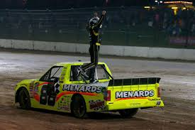 NASCAR Truck Series At Eldora Results: Matt Crafton Wins Dirt ... Nascar Camping World Truck Series Lucas Oil 150 Cupscenecom Noah Gragson Makes Debut In Phoenix Fight At Gateway Youtube Johnny Sauter Claims Title Delivers Win At Michigan For New Crew Freds 250 Practice Zeen Points Report Last Lap Unveils 2017 Cup Xfinity And Race Mom Driver Cameron Unoh 200 Presented By Zloop Jayskis Silly Season Site