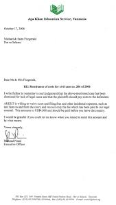 legal demand letter template