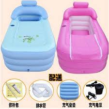 Portable Bathtub For Adults Australia by Spa Folding Portable Bathtub Inflatable Bath Tub With Cushion