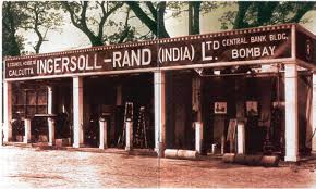 ingersoll rand india limited
