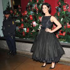 Rockefeller Christmas Tree Lighting 2015 Performers by Jaimie Alexander At 83rd Annual Rockefeller Center Christmas Tree