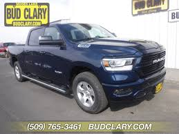 New 2019 Ram 1500 Big Horn/Lone Star In Moses Lake, WA - Bud Clary ... Moses Lake Chevrolet Dealer Camp Evergreen Implement A John Deere Dealership In Othello Used For Sale Bud Clary Auto Group New 2019 Ram 1500 Big Hornlone Star Wa 2016 Toyota Tundra Near Kennewick Of Cranes Ram Commercial Trucks Vans Spokane Serving 032 98837 Autotrader Hours Sutter Western Truck Center Vehicles