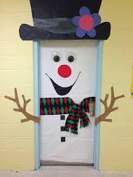Kindergarten Christmas Door Decorating Contest by Classroom Door Decoration Christmas Classroom Door Decoration