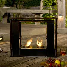 Fresh Portable Indoor Fireplaces Pertaining To Modern